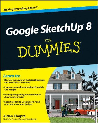 Google SketchUp 8 For Dummies (English Edition)
