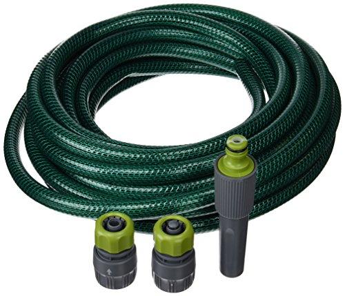 BriTools M7B070V Manguera antitorsion, Verde, 30x30x7.2 cm