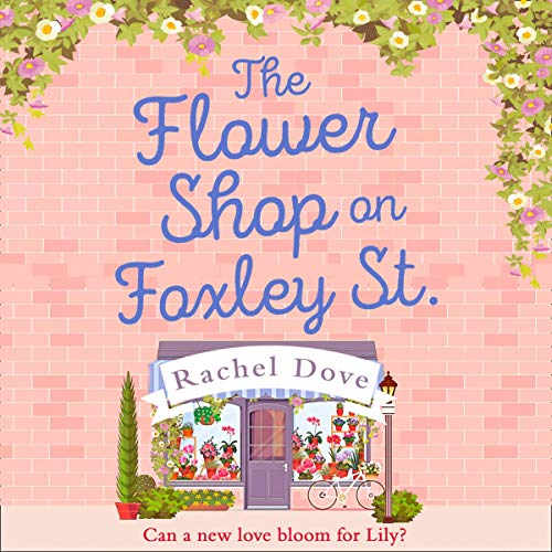 The Flower Shop on Foxley Street  By  cover art