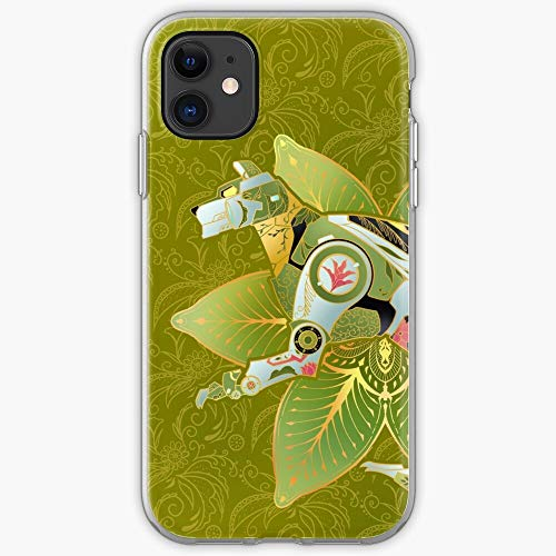 Batik Lion Green Holt Katie Pidge Voltron | Phone Case for iPhone 11, iPhone 11 Pro, iPhone XR, iPhone 7/8 / SE 2020