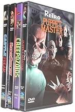 Slab of Horror: (Retro Puppet Master / Creepozoids / Sideshow / Castle Freak)