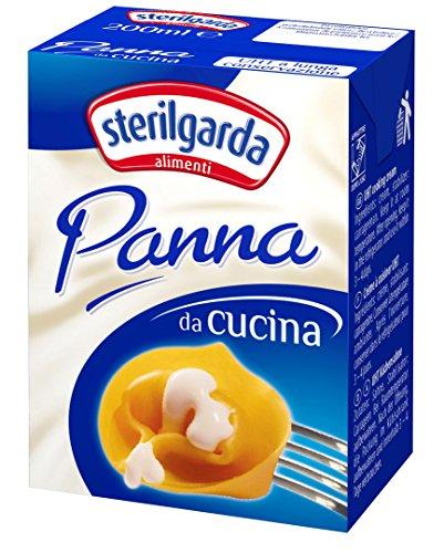 Sterilgarda Panna da Cucina - Pacco da 24 x 200 ml