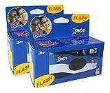 Einwegkamera, 35 mm Film, Einmalgebrauch, One Shot Fun Shooter 400 ASA/ISO 27 Belichtungen mit...
