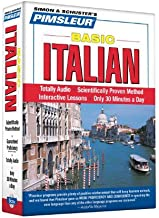 Pimsleur Italian Basic Course - Level 1 Lessons 1-10 CD: Learn to Speak and Understand Italian with Pimsleur Language Prog...