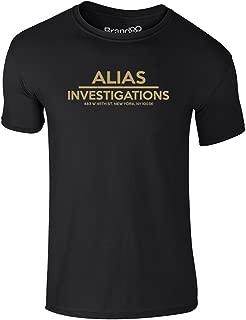 Alias Investigations, Adults T-Shirt