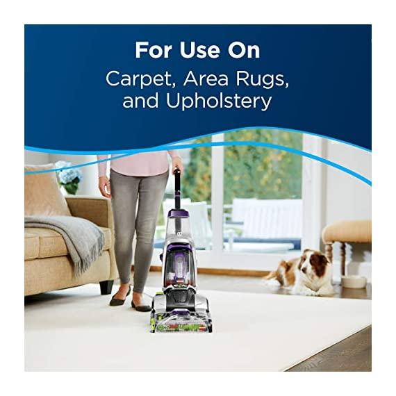 Bissell 78H63 Deep Clean Pro 4X Deep Cleaning Concentrated Carpet Shampoo, 48 ounces - Silver 2 Every BISSELL purchase helps save pets. BISSELL proudly supports BISSELL Pet Foundation and its mission to help save homeless pets. Our most powerful formula for tough, ground-in dirt and stains. Removes tough odors.