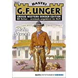 G. F. Unger Sonder-Edition 8 - Western: Main Street (German Edition)