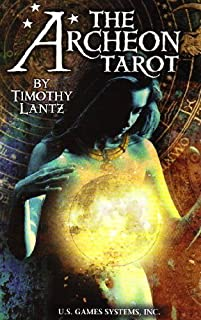 Archeon Tarot Deck [Cards] [2007] (Author) Timothy Lantz