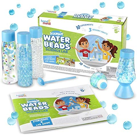 hand2mind 92391 Science Kit Squishy Water Beads STEM Activities for Kids Ages 5 7 STEM Toys product image