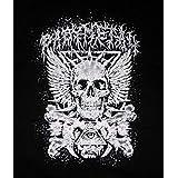 ベビー メタル Tシャツ BABYMETAL SKELETON 黒-M, 正規品