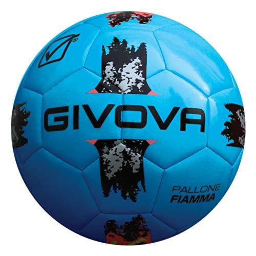 DANZA IN VETRINA Pallone Fiamma GIVOVA (Azzurro/Viola, 3)