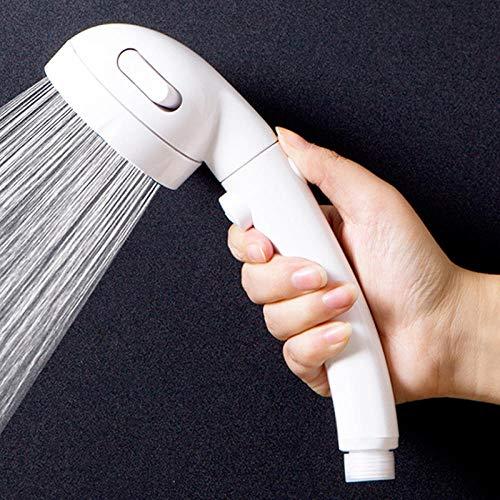 Soffione doccia bianco, soffione doccia pressurizzato, soffione manuale, soffione hotel-08