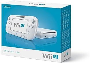 Nintendo Wii U Console 8GB Basic Set - White