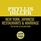 New York, Japanese Restaurants & Marriage (Live On The Ed Sullivan Show, March 4, 1962)