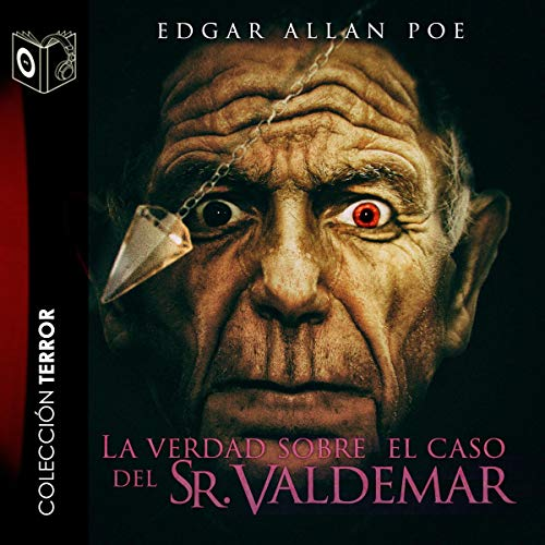 『La verdad sobre el caso del Sr. Valdemar』のカバーアート