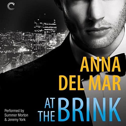 At the Brink audiobook cover art
