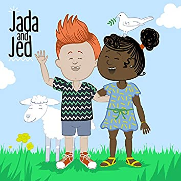 Jada and Jed Hymns For Kids (Piano)