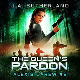 The Queen's Pardon cover art