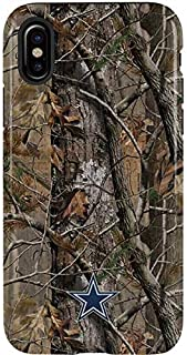 Skinit Pro Phone Case for iPhone Xs Max - Officially Licensed NFL Dallas Cowboys Realtree AP Camo Design