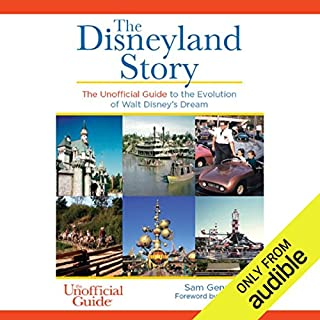 The Disneyland Story cover art