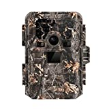 TEC.BEAN DB0826 Trail Game Camera - 12MP 1080P Full HD IP66 Waterproof Hunting Camera with night vision motion activated, SG-009 23M/75ft