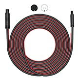 VanTop V1 4 Pin 9.8ft Extension Cable for Backup Camera Rear View Camera Extension Cord