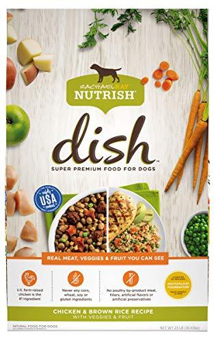 Rachael Ray Nutrish Dish Natural Dry Dog Food