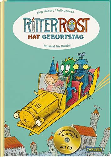 Ritter Rost: Ritter Rost hat Geburtstag: Einmalige limitierte Sonderausgabe für € 9,99
