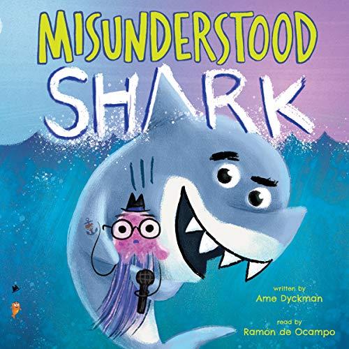 Misunderstood Shark cover art