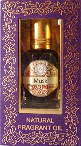 "R-Expo Song of india natural parfumoil""musk"" 10ml"
