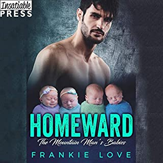 Homeward audiobook cover art