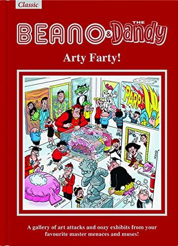 The Beano & Dandy Giftbook 2022: Arty Farty!