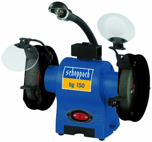 Scheppach 4903104901 Schleifmaschine bg 150  0.375 kW  230V/50Hz