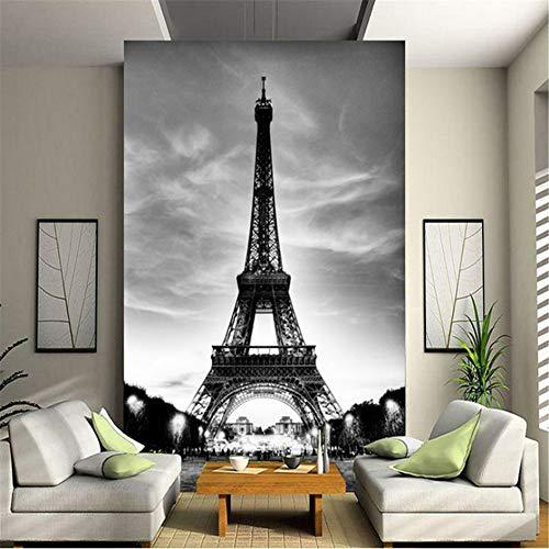 Wuyii aangepaste Europese stijl 3D fotobehang wandschilderijen wand papier abstracte lijn Nordic Sofa Tv achtergrond huis wanddecoratie schilderij 280 x 200 cm.