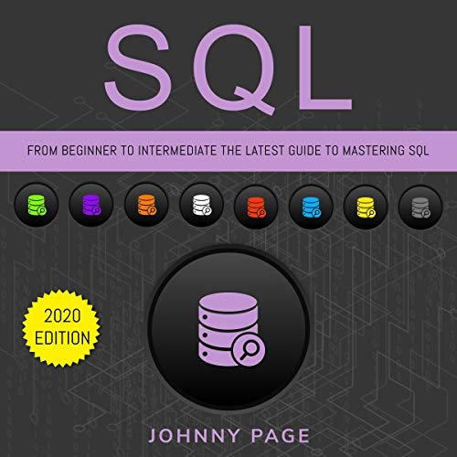 SQL: From Beginner to Intermediate cover art