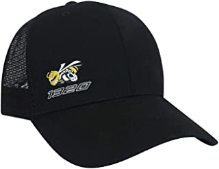 Dodge 1320 Angry Bee Mesh Cap,Black,One Size Fits Most