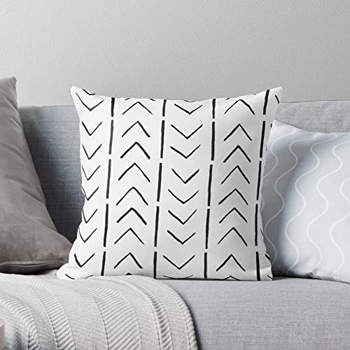 African Bohemian Boho Nomad Handpainted Tribal Bedroom Inspo Aztec I Fsganbelia - Modern Decorative & Lightweight鈥係oft Cotton Polyester Throw Pillow Cases for Bedroom/Living Room/Sofa Chair & Car