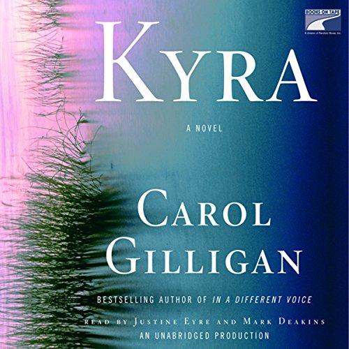 Kyra audiobook cover art