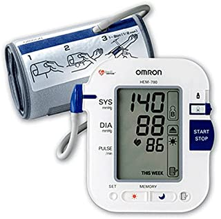 Omron HEM-780 Automatic Blood Pressure Monitor with Comfit Cuff