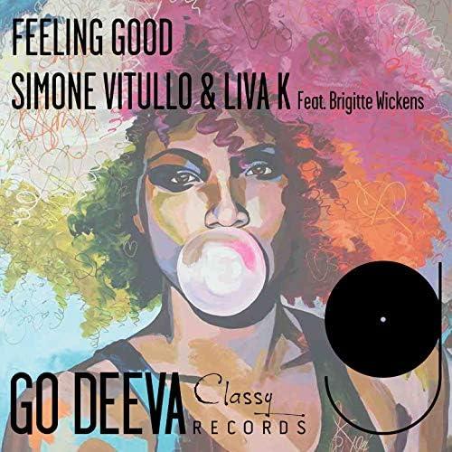 Simone Vitullo, Liva K feat. Brigitte Wickens