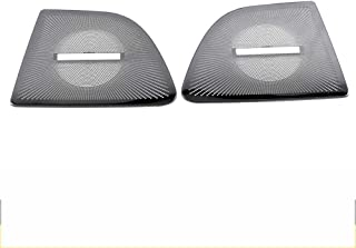 NIUASH Car Interior Audio Speaker Protective Cover,Fit for Volvo S60 3rd 2019 2020