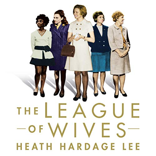 The League of Wives audiobook cover art