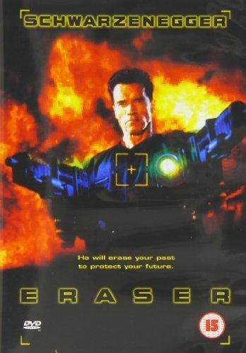 Eraser by Arnold Schwarzenegger