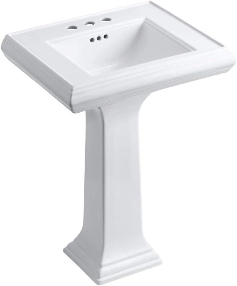 KOHLER K-2238-4-0 Memoirs Pedestal Popular products Bathroom Austin Mall with 4