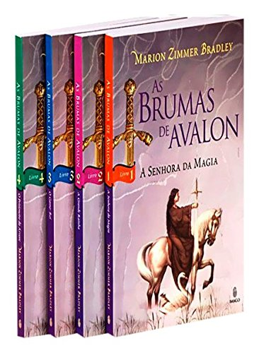 Brumas Ed Avalon, As - 4 Volumes