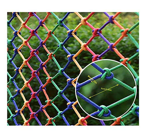 Fantastic Deal! Railing Net Photo Wall Color Decoration Net Stair Safety Net Anti-cat Net Cat Net Ki...