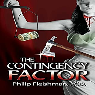 The Contingency Factor audiobook cover art