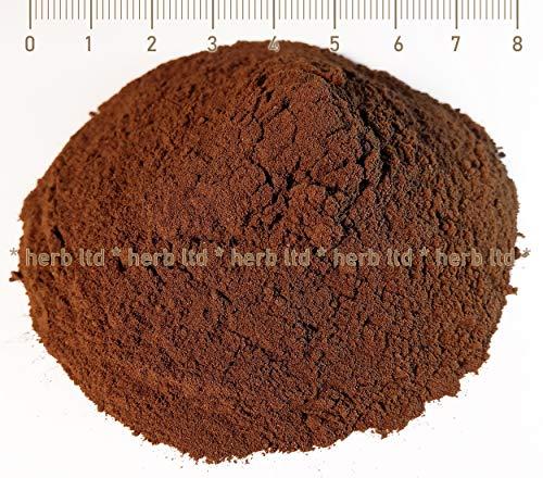 Kolanusspulver Colanuss Gemahlen Pulver - Cola Acuminata, Eine Kaffee-Alternative, Tonisiert