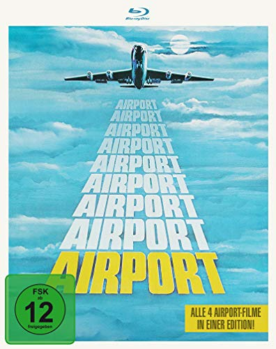 Airport - Die Edition [Blu-ray]