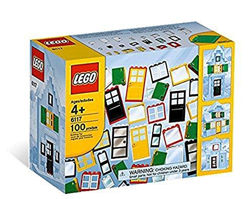 LEGO 6117 - Türen und Fenster